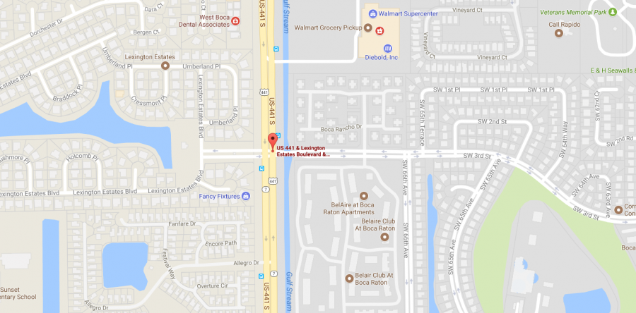 A Pedestrian, Anthony Bayles Was Killed in Boca Raton