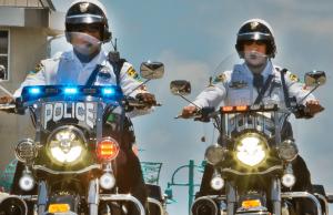 BB cop bikes 1012