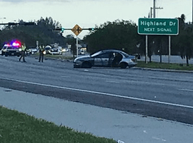 One Child Died At The Scene Of Accident On U.S. One In Indian River County