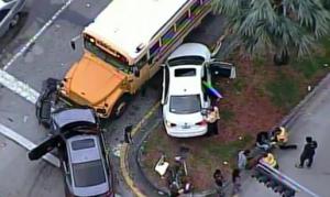Miami Gardens bus 1121