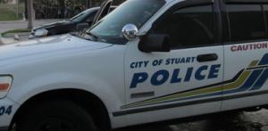 Stuart PD car 1115