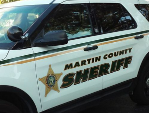Martin Sheriff Car 1226