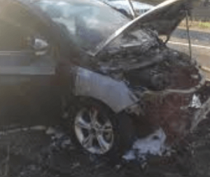 46-Year-Old Stuart Man Dies In Fiery Port St  Lucie Car Crash
