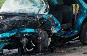 SUV crash 31018