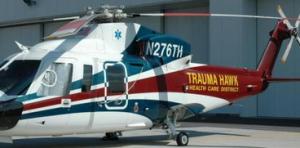 Trauma Hawk PBFR 3218