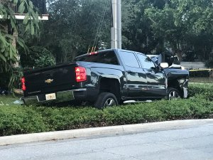 Delray beach crash